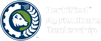 Certified Agriculture Dealership